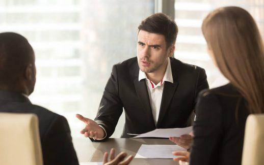 gestão de conflitos entre funcionários