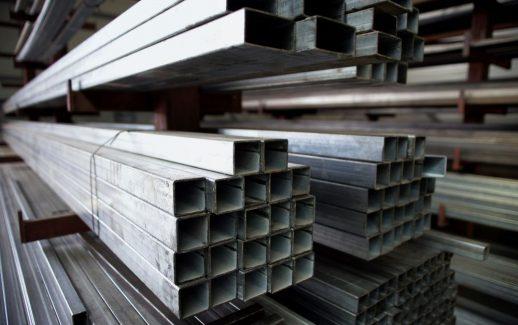 As melhores práticas de armazenamento de aço