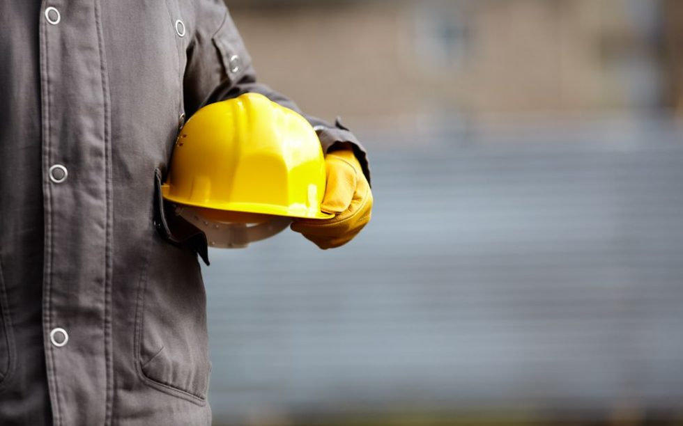 normas de segurança na empresa de aço