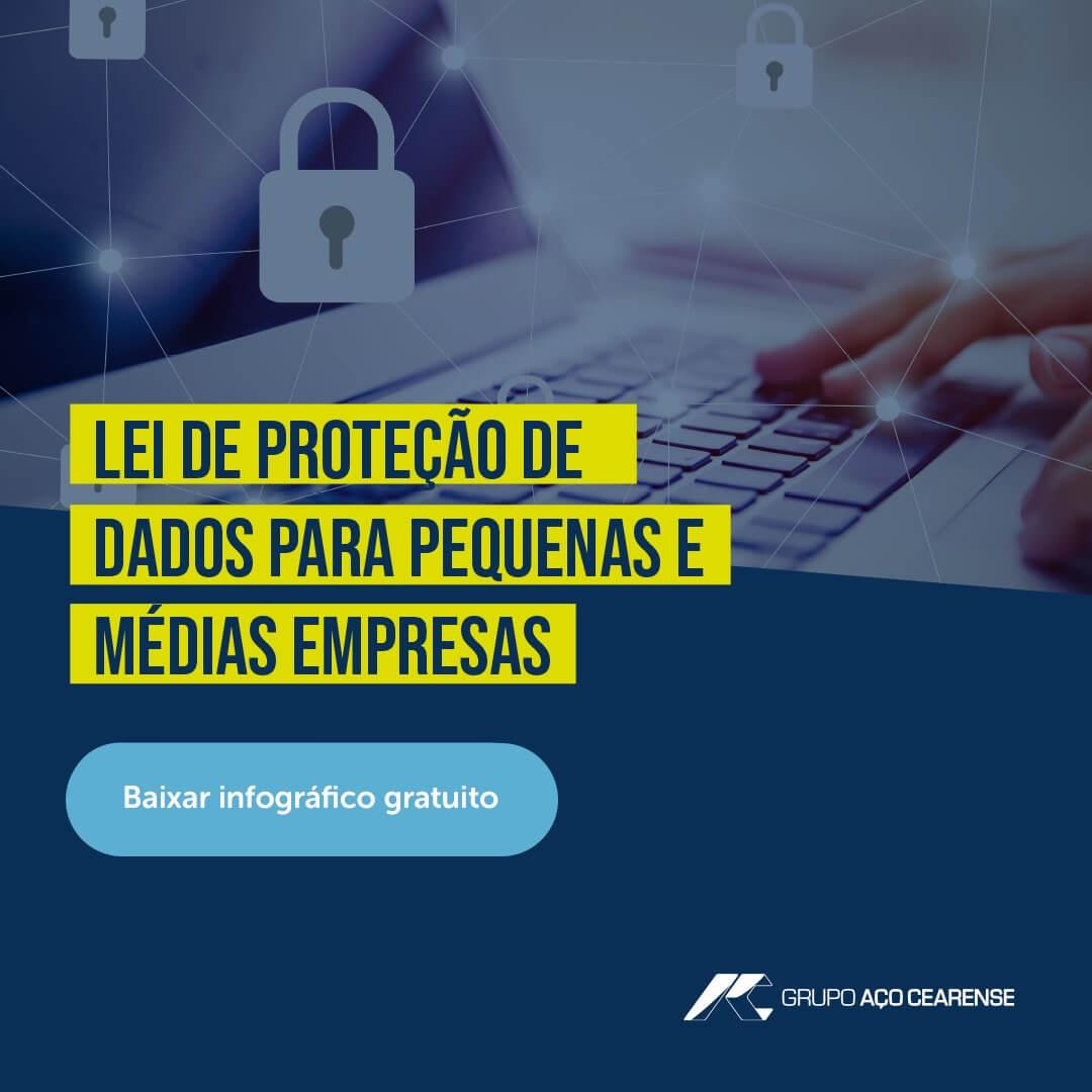 Lei de Proteção de Dados para pequenas e médias empresas
