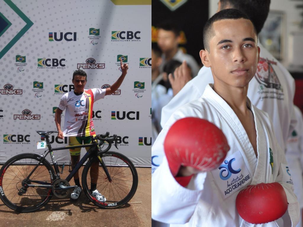 Instituto Aço Cearense fomenta o esporte e parabeniza desportistas pelo Dia do Atleta Profissional