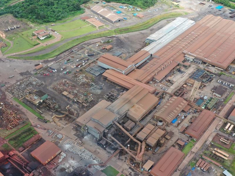 Mercado do aço movimenta economia no Brasil e siderúrgicas avançam com projetos arrojados