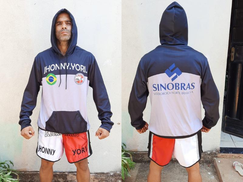 Atleta de Kickboxing marabaense recebe apoio para participar de Campeonato Nacional